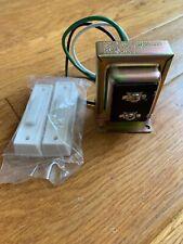 Doorbell Class 2 Transformer 1610 Smart Hero 120V 60Hz Ul Certified w/ Doorbells