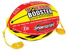 SportsStuff 4K Towable Booster Ball Inflatable Tow Tube 53-2030