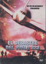 DVD - El Desastre Del Vuelo 323 NEW The Crash Flight 323 FAST SHIPPING !