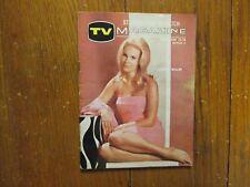 Nov-1967 Post-Dispatch St. Louis TV Maga(CHERYL MILLER/DAKTARI/GINA LOLLOBRIGIDA