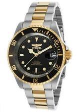 Invicta Pro Diver 8927OB Two Tone Gold Steel Black Dial Automatic Men's Watch