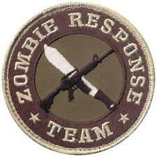 "Rothco Zombie Response Team Patch - 3.5"" x 3.5"""