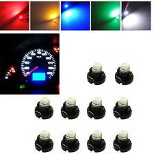 30 PCS Low Power Consumption T3 5 Colors LED Dash Panel Lamps Gauge Lights Kit