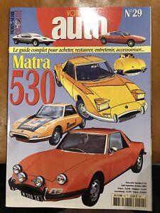 Magazine Hors Serie Gazoline No29 Matra 530