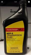 4 QUARTS OF OEM HONDA CVT TRANSMISSION FLUID