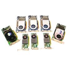 Lot of 8x Nvidia Quadro ATI Radeon ASUS Extreme DVI/HD/3D PCIe PC Video Cards