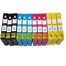 12x Tinte für Epson sx125 sx130 sx230 sx235w sx425w sx430w sx435w BX305F BX305