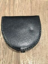 Men's leather coin purse Wallet brand new Real Leather