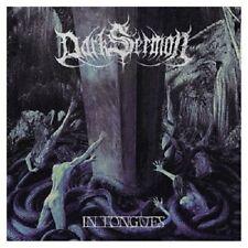 DARK Sermon-in Tongues CD 11 tracks hard & heavy/METAL NUOVO