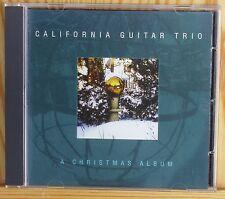 CALIFORNIA GUITAR TRIO : A Christmas album