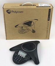 Polycom SoundStation IP 6000(2200-15600-001) SIP Conference Phone PoE - New Lot