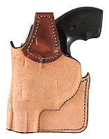 NEW! Bianchi Leather Pocket Holster #152 Pocketpiece Right Hand, Ruger LCP 25202