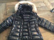 Moncler With Detachable Hood And Fur Kids