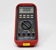 Brymen BM857 Digital multimeter; LCD (50000)-DC+AC True RMS