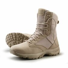 Timberland PRO Valor 8 Inch Tactical Boot 92637 Size 11.5W Desert Tan Color