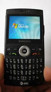 62.Samsung SGH-i607 Very Rare - For Collectors - Locked ATT Network