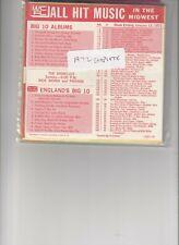 WCFL CHICAGO RADIO MUSIC SURVEY 1972 COMPLETE YEAR 52 WEEKS