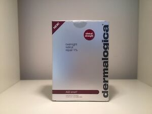 Dermalogica Age smart Overnight Retinol Repair 1% 25ml + Buffer Cream 15ml.