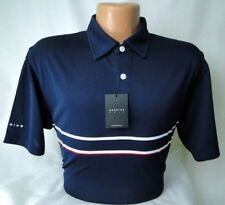 Dunning Golf Polo Lightweight Performance PGA Tour Quality MSRP $89 NWT -  Lg