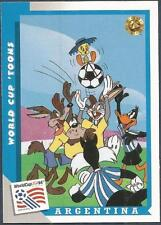 UPPER DECK WORLD CUP USA 1994-LOONEY TOONS- #022-ARGENTINA