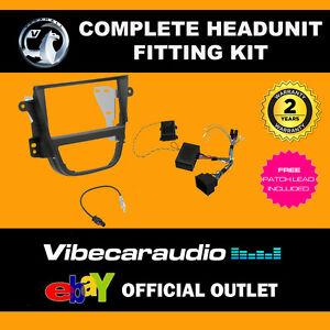CTKVX19 Vauxhall Mokka 2012> Double Din Car Stereo Fascia Complete Fitting Kit