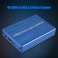 HDMI to USB 3.0 Game Video Capture Card Dongle Audio Adapter Live Streaming