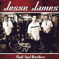Jesse James - Punk Soul Brothers (NEW CD)