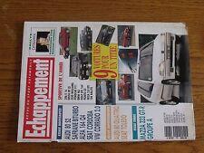 $$$ Revue Echappement N°302 Rallye CatalunyaMazda 323 GT-RAudi 80 Quattro