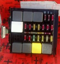 car fuses fuse boxes for alfa romeo 146 ebay rh ebay co uk