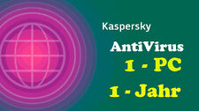 Kaspersky anti virus 2017 versión completa Windows alemán descarga key 1-año 1-pc