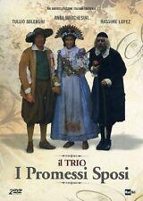 Il Trio - I Promessi Sposi (2 Dvd) - ITALIANO ORIGINALE SIGILLATO -