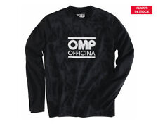 FELPA T-shirt manica lunga OMP Tg L - M