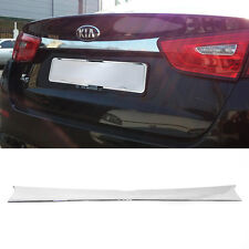 Rear Chrome Trunk Lid Garnish Molding Tirm Cover C762 for KIA 2014-15 Optima K5