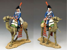 KING AND COUNTRY Camel Cavalier with Rifle Across  NE030 NE30