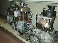 Fiat 500 F/L motore 499cc - engine classic Fiat 500 epoca vintage
