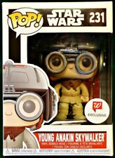 YOUNG ANAKIN #231 Star Wars Funko Pop! WALGREENS EXCLUSIVE!