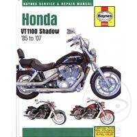 Honda VT 1100 C2 Shadow ACE 1996 Haynes Service Repair Manual 2313