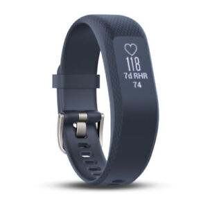 Garmin Vivosmart 3 Blue S/M | 010-01755-12 | AUTHORIZED GARMIN DEALER!