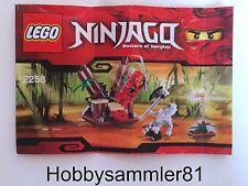 Lego® 2258 Ninjago Bauanleitung Ninja Hinterhalt
