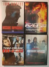 PELICULA DVD PACK MISION IMPOSIBLE 1+2+3+4