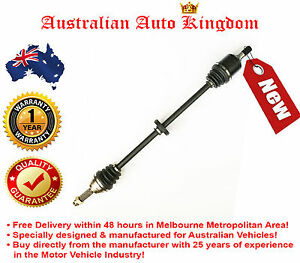 CV Drive Shaft for Hyundai Getz TB 1.3L/1.5L Manual 2002 2003 2004 2005 2006 RHS
