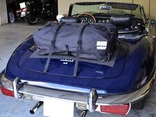 Jaguar E Tipo Bota Portaequipajes Portador-Boot-Bolsa Original