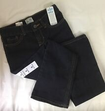 The Children's Place Est.89 Bootcut Girl's Jeans Adjustable Waist Size 6 NWT