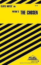 CliffsNotes on Potok's The Chosen (Cliffsnotes Literature Guides) Greenstein, S