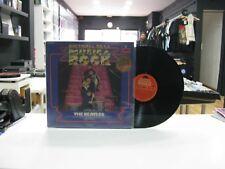 The Beatles LP Espagnol Historia de la Musica Rock 1981
