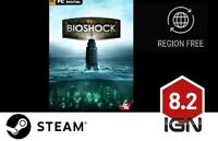 Bioshock Collection [PC] Steam Download Key - FAST DELIVERY