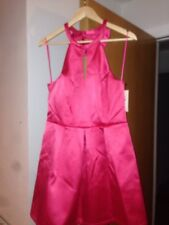 Ladies Lipsy BNWT Size 14 Pink Dress