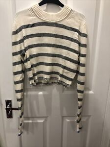 H&m Studio Size Small Knitted Jumper