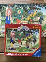Ravensburger 1993 - TOTS TV 48 Piece Jigsaw -  Ref: 18401 - Age 4+ COMPLETE