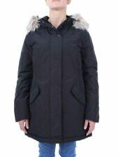Cappotti e giacche da donna neri Woolrich